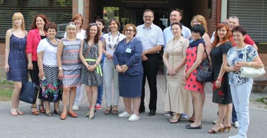 Posjet ukrajinskih liječnika