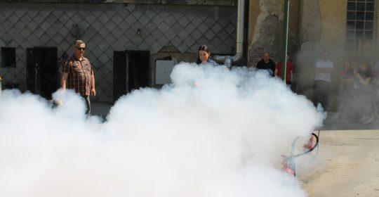 Edukacija zaposlenika – evakuacija i gašenje požara