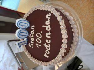 100-ti rođendan!