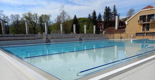 28. svibnja otvara se sezona kupanja na novom vanjskom bazenu